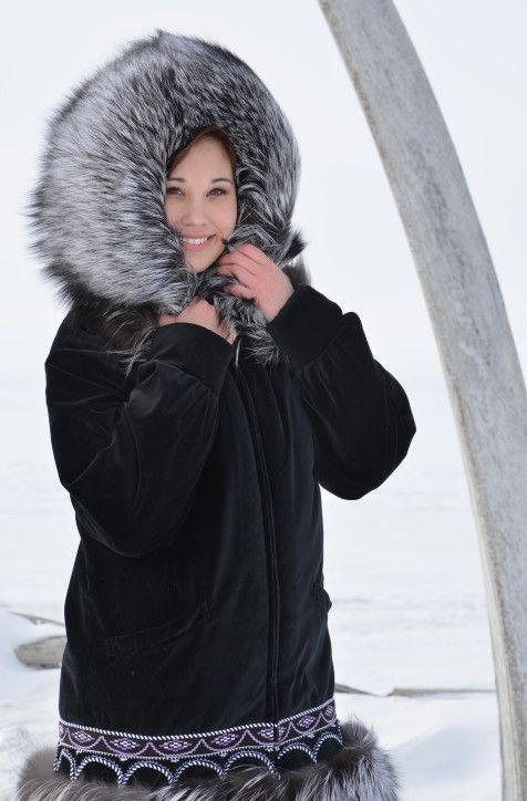 Traditional Eskimo Parka