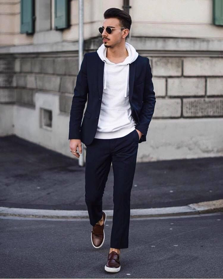 26 Casual Street Style Outfits! - Mr Streetwear Magazine  My Gq ...