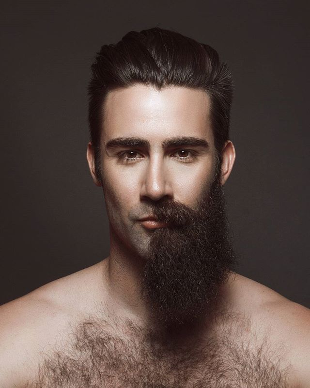 Dont get why u would shave this beautiful beard? | Beards ...