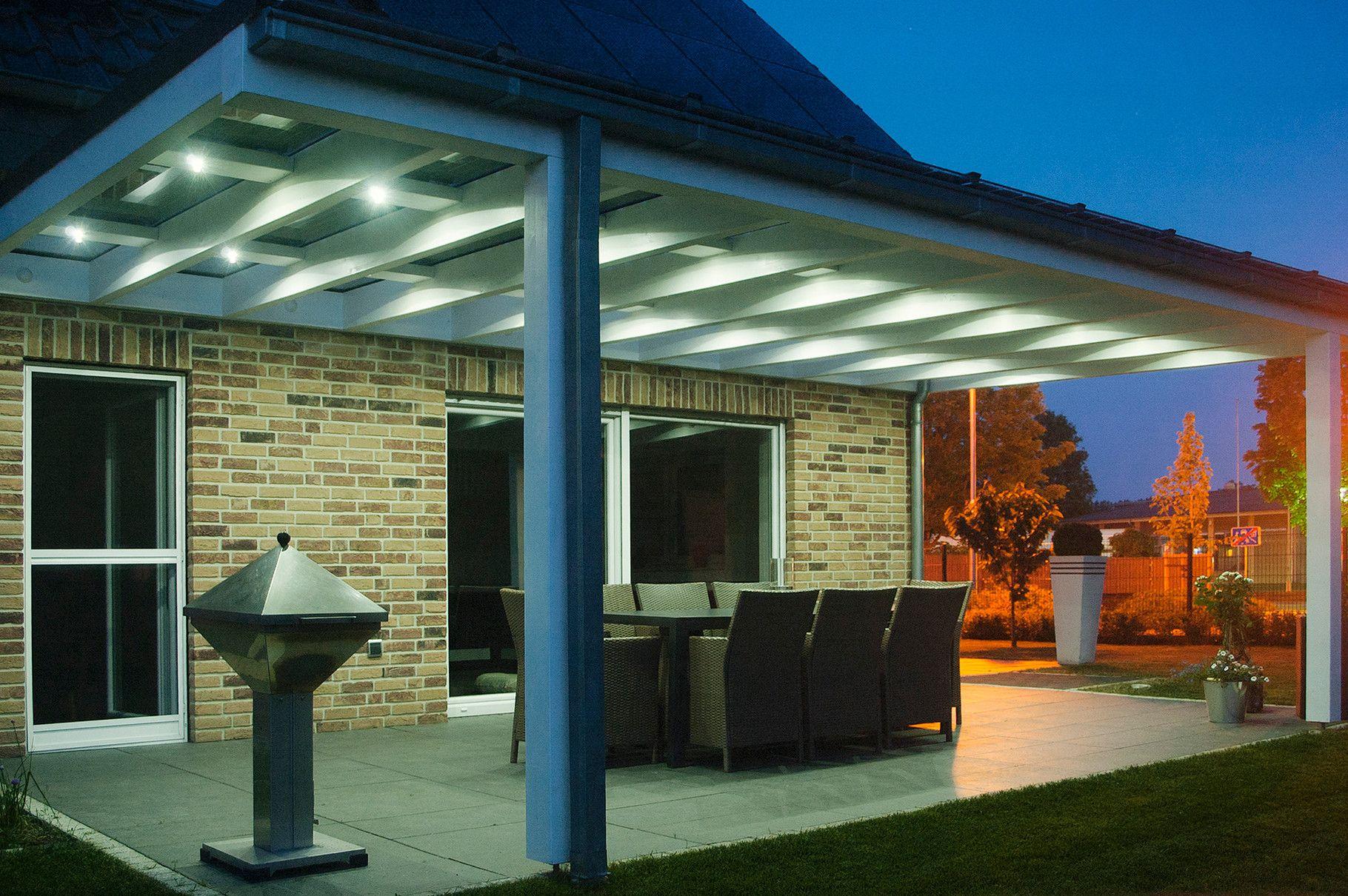 Pin von Solarterrassen & Carportwerk G auf Carport