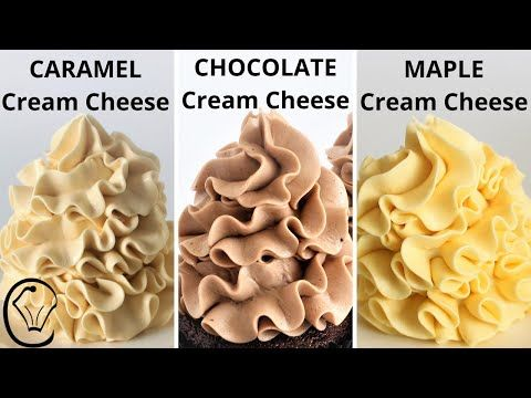 3 X Cream Cheese Condensed Milk Buttercream Chocolate Caramel Maple Silky Smooth No Powde In 2020 Caramel Popcorn Cotton Candy Ingredients Chocolate Peppermint Cookies