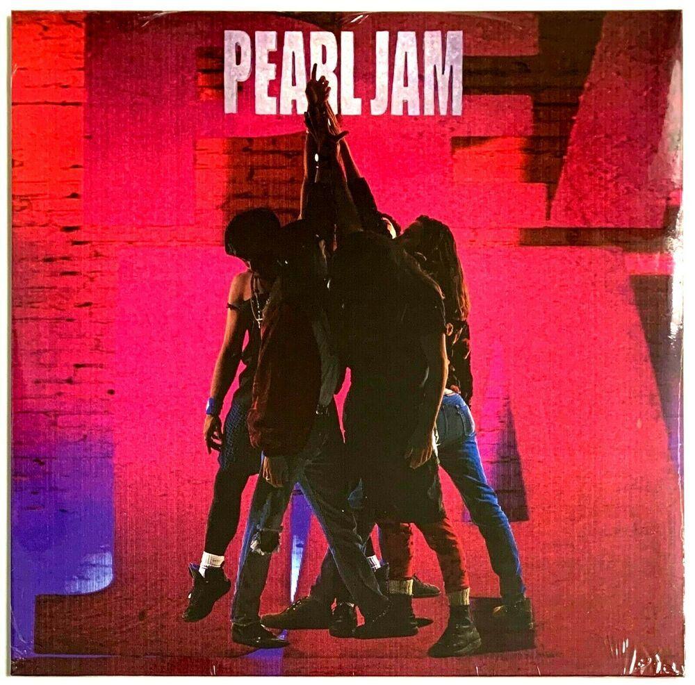 Pearl Jam Ten Current Pressing Lp Vinyl Record Album 10 Epic New Sealed Ebay In 2020 Pearl Jam Ten Pearl Jam Pearl Jam Albums