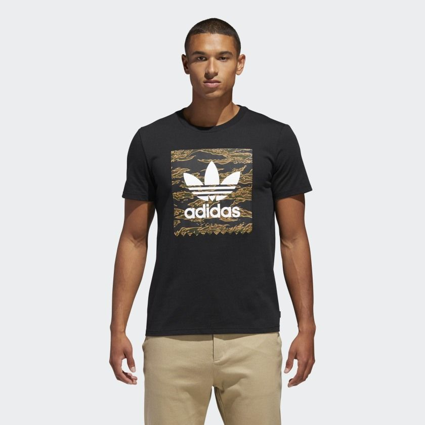 71da682070 Camouflage BB Tee in 2019 | minetshirts.com Research | Adidas camo ...