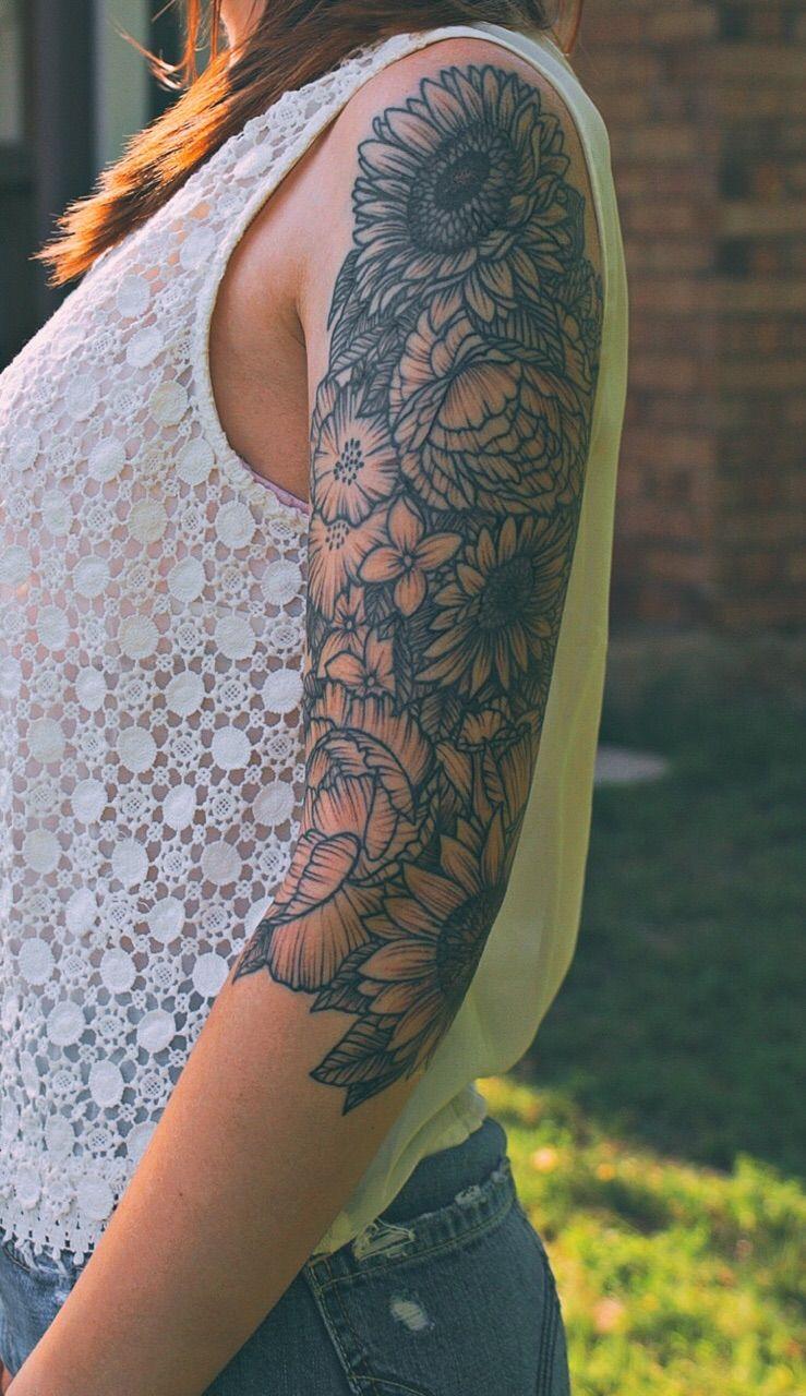 Flores tattoos ideas pinterest tattoo tatting and piercings