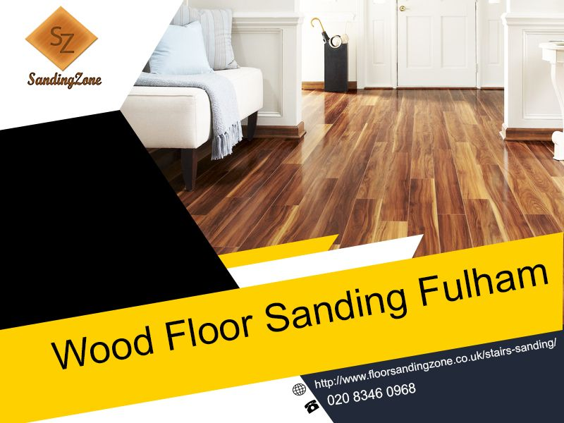 Sanding Zone In Fulham Gives You Best Quality Wood Floor Sanding