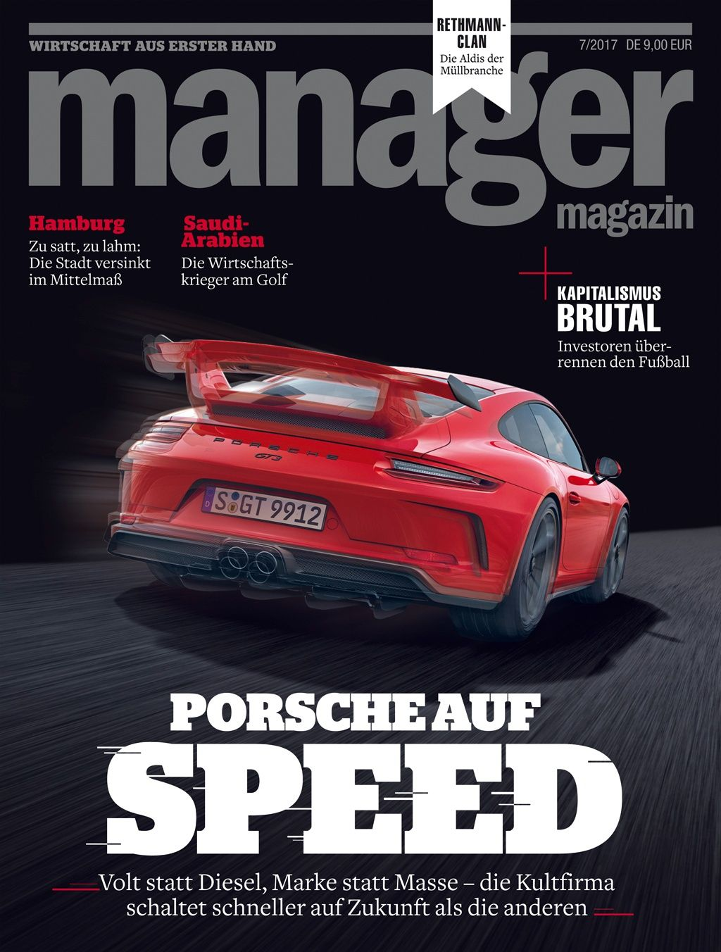 Ja Ja Stuttgart muss sauber werden!   #Porsche Vorstandschef Oliver Blume hat eine Antwort. Er plant das deutsche #Tesla, nur mit hohen Gewinnen.  Echte Innovation bedeutet nicht anderen nach zu eifern!  Dennoch viel Erfolg #Porsche   Ich weiß wie sehr #Tesla Euch ärgert