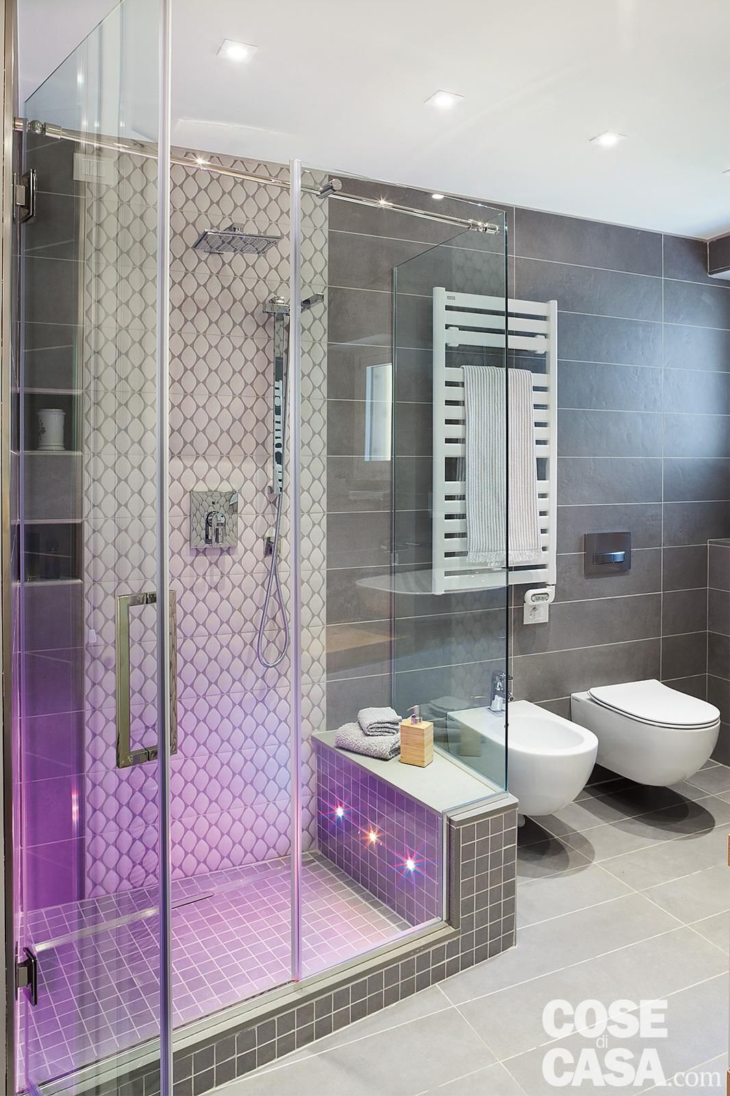 Arredare Casa 65 Mq bilocale di 65 mq, deluxe di ringhiera   arredamento bagno