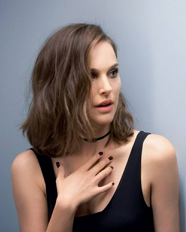 natalie portman naked short hair