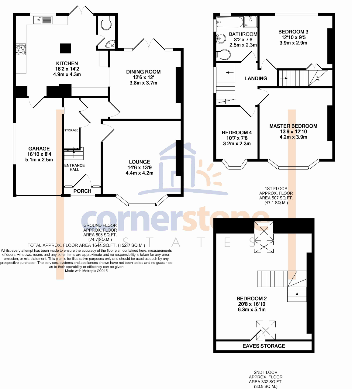 Extended 1930s Semi Floor Plans Google Search Floor Plans House Floor Plans House Plans