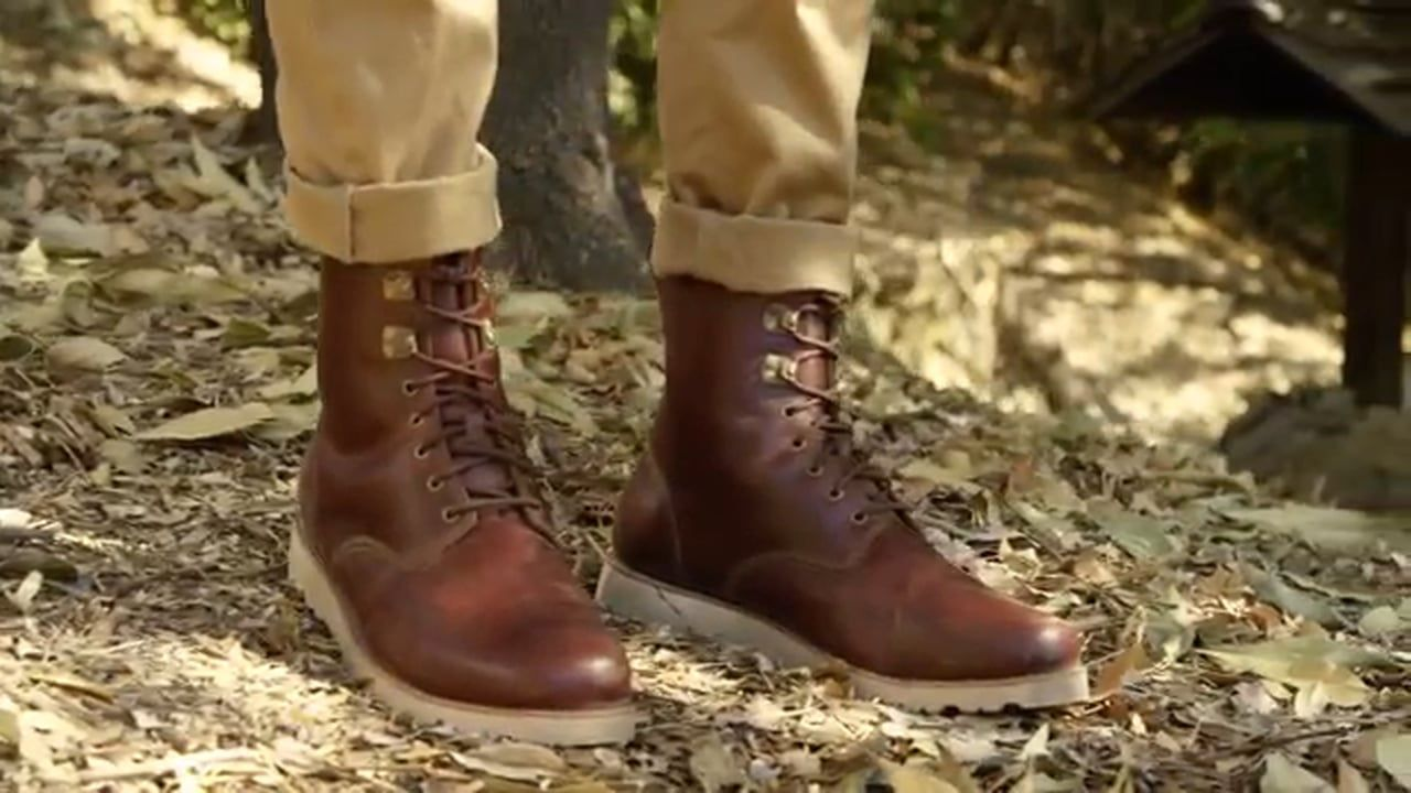 684aab47d69 UGG for Men - Hannen TL Boots TV Commercial ad advert 2016 UGG TV ...