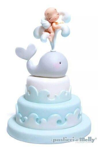 torta de ballenita