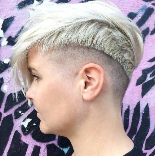 Really Short Hairstyles very short boyish pixie haircut for women natalie maines hairstyles Top 40 Hottest Very Short Hairstyles For Women