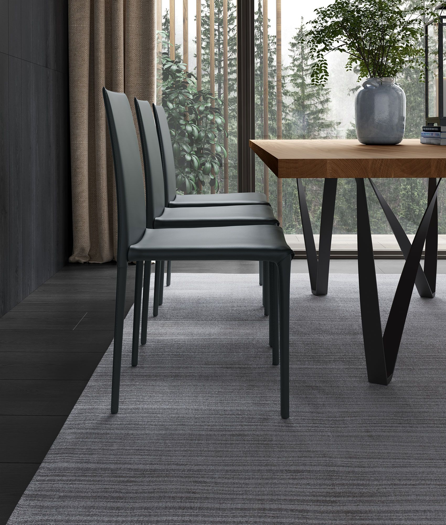 Modloft Varick Dining Chair MD605 Official Store | Dining ...