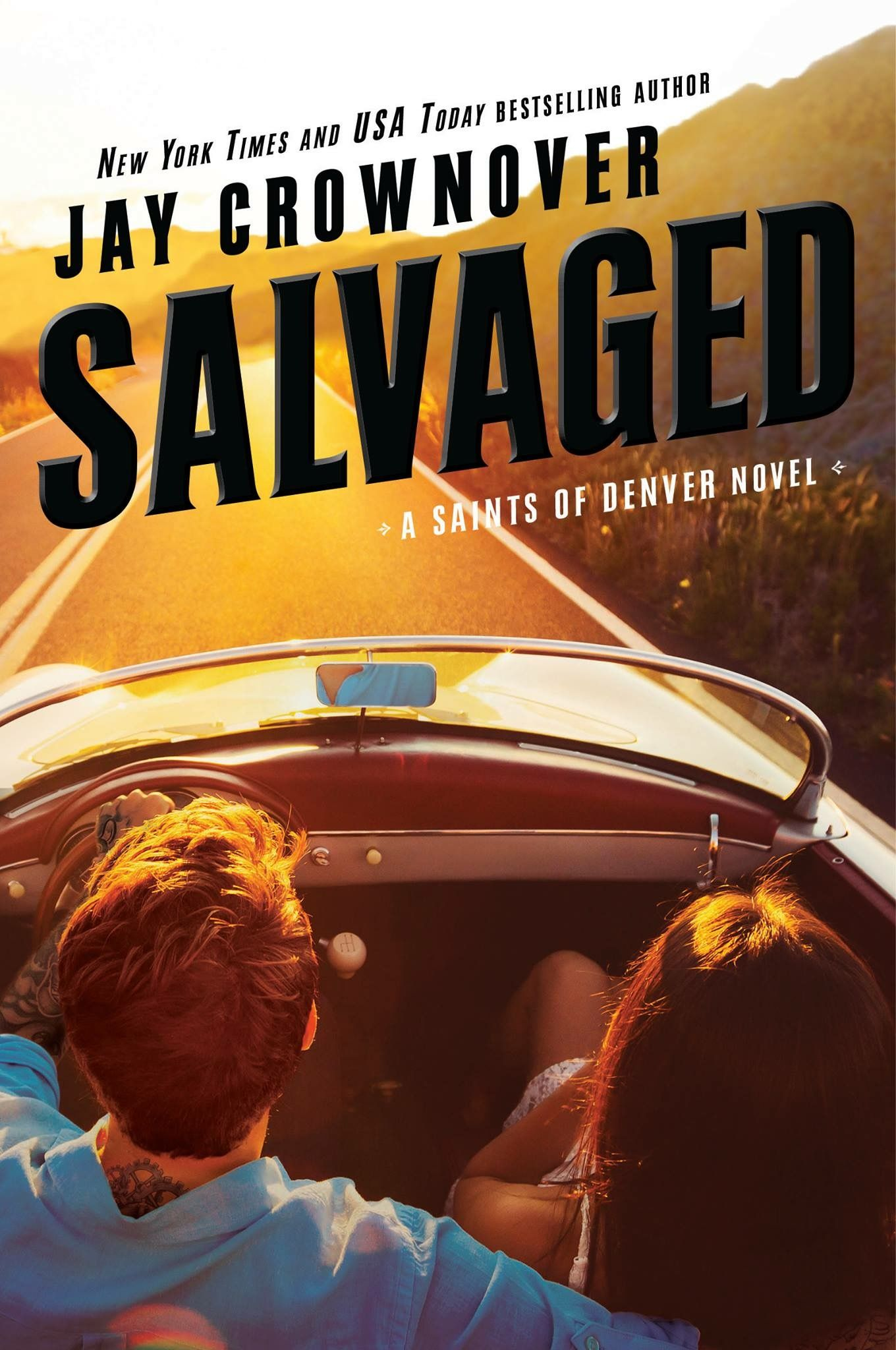 salvaged jay crownover pdf español