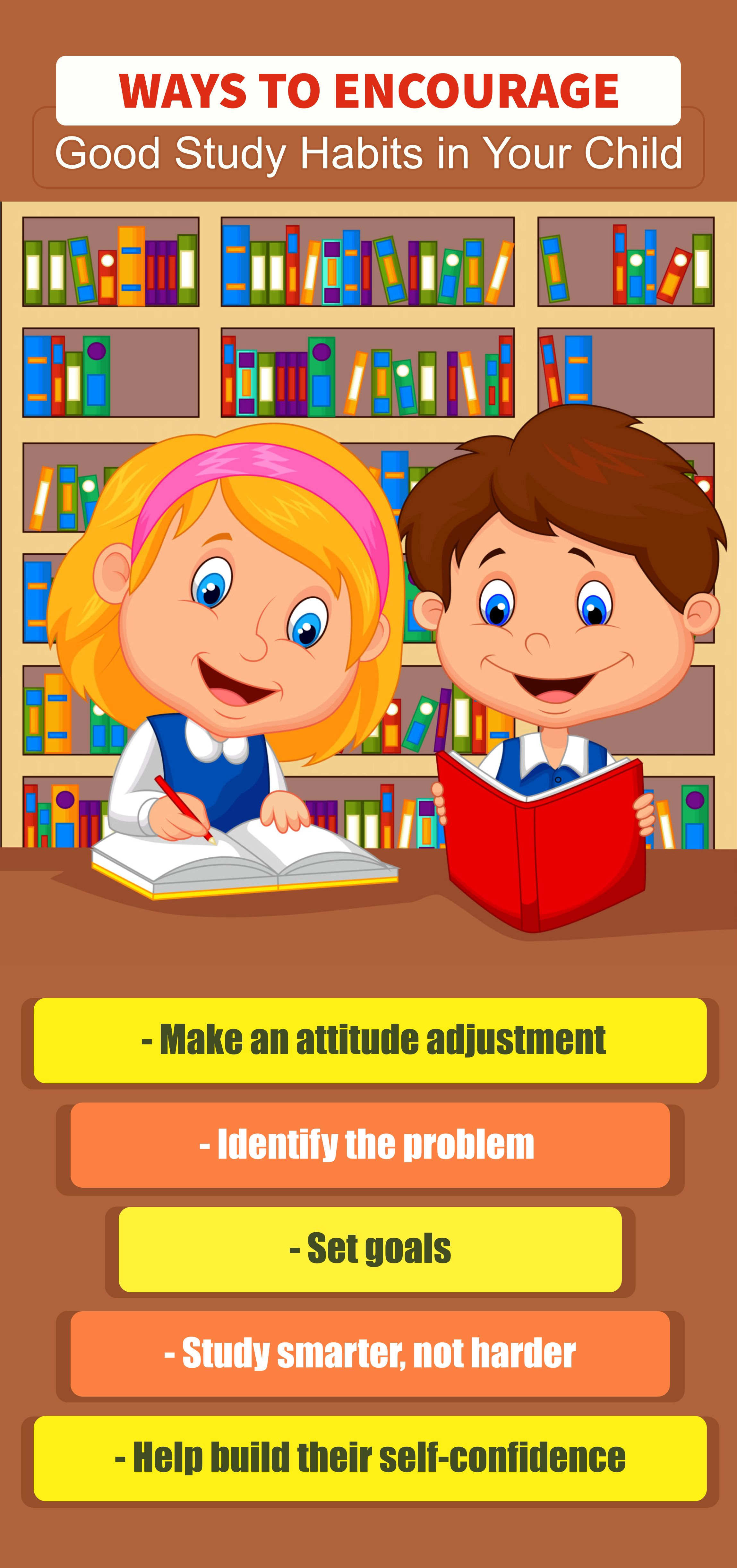 Watch How to Encourage Good Study Habits in a Child video