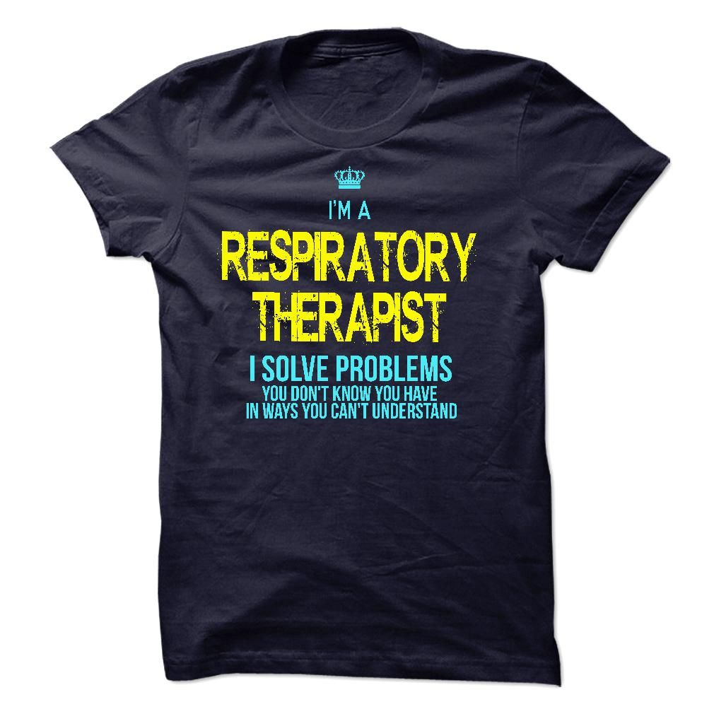 I'm A RESPIRATORY THERAPIST T-Shirts, Hoodies. BUY IT NOW ==►…