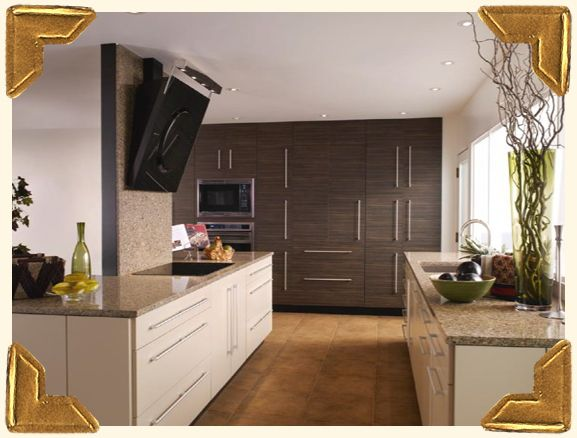 Create The Look Of This Brookhaven Horizons Kitchen Resources Accessory List Contemporary Kitchen Cabinets Kitchen Design Wood Mode