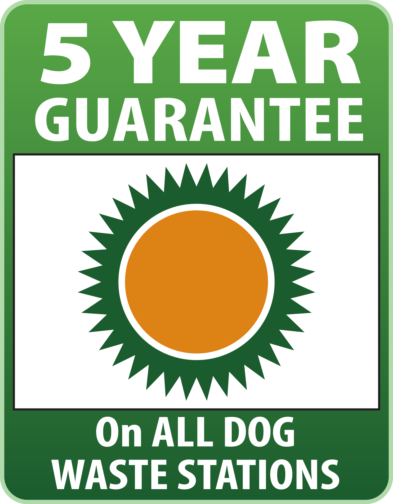 MINI DOG WASTE STATION w/ONEpul ® BAG SYSTEM DEPOT023