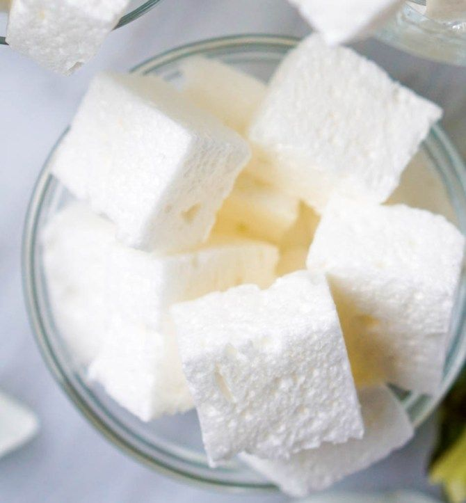 Healthy Marshmallows