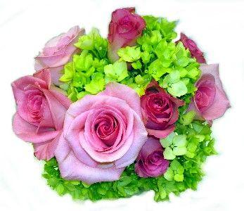 Green flowers in your wedding arrangements green hydrangea bouquet green flowers in your wedding arrangements mightylinksfo