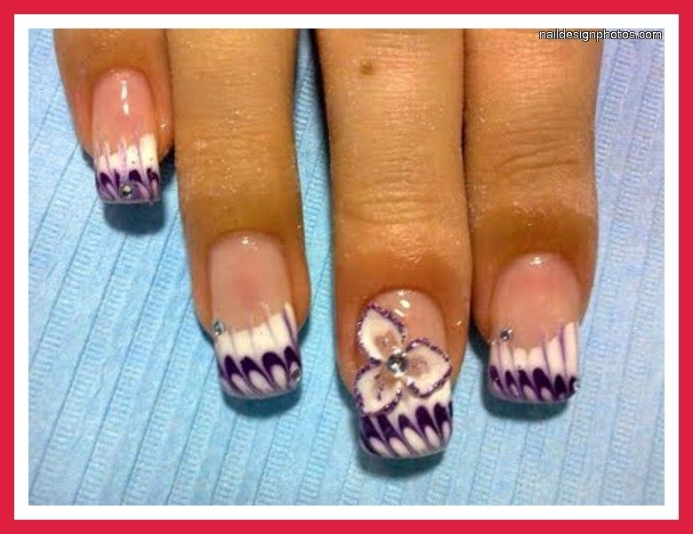 Acrylic Nail Designs For Prom Nail Designs For Short Acrylic Nails