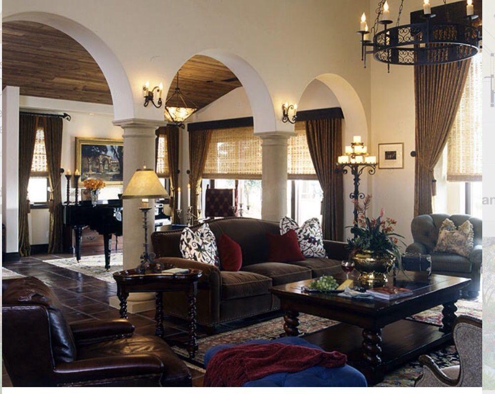 Arcos sala corredores y patios coloniales pinterest for Salas coloniales