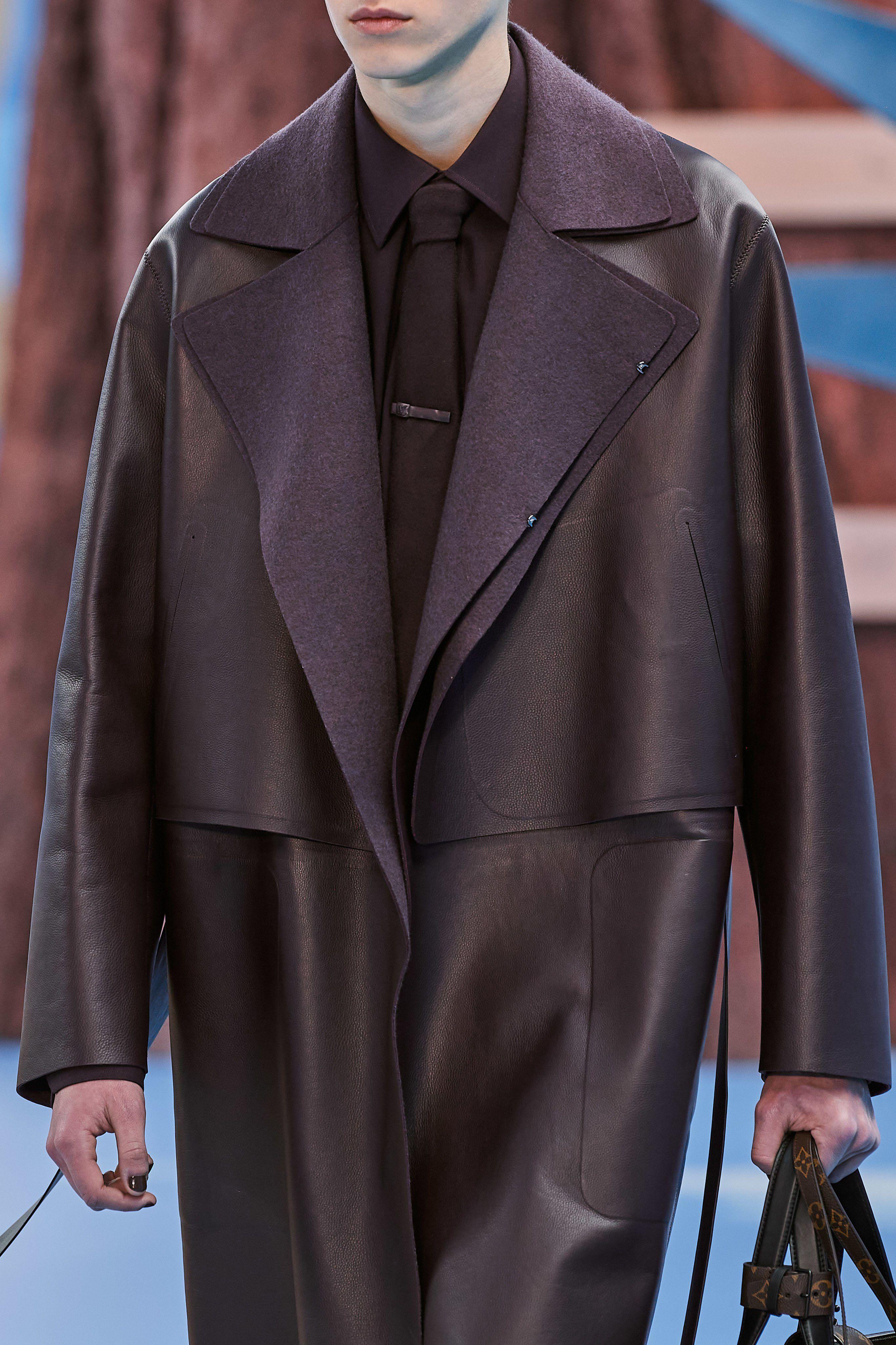 Louis Vuitton Fall 2020 Menswear Fashion Show Details See