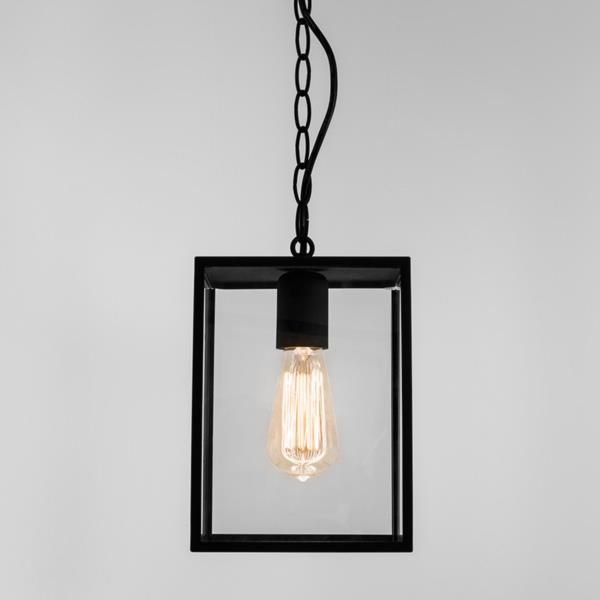 £158 Astro Homefield pendant 7207| Outdoor chain lantern| Exterior lighting, Outdoor Lighting Centre