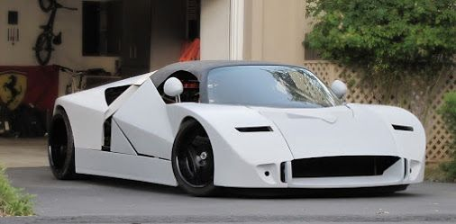 A 1995 Ford Gt90 Concept Super Cars Concept Cars Ford