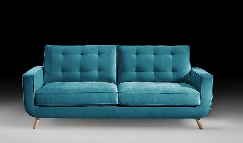Sofá retro Sterling Cooper | Living rooms and Room