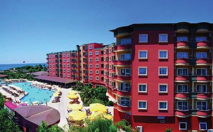 Royal Garden Suite in Konakli - Hotels in Türkei
