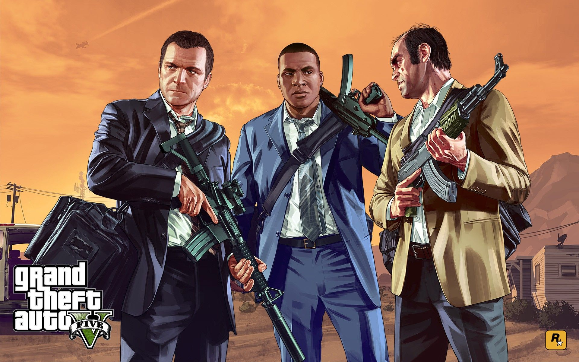 Image result for gta v artwork