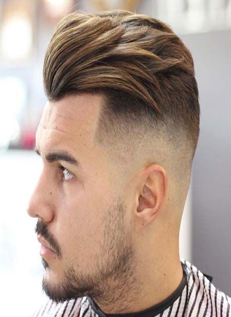 Long Faded Hairstyle For Men S 2019 Short Hair For Boys Trendy Short Hair Styles Boy Hairstyles