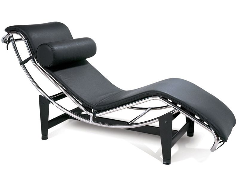 Icons Of Design Lc 4 Long Chair Designed By Le Corbusier C Jeanneret And P Perriand In 1928 Fo Corbusier Furniture Lc4 Chaise Lounge Chaise Lounger