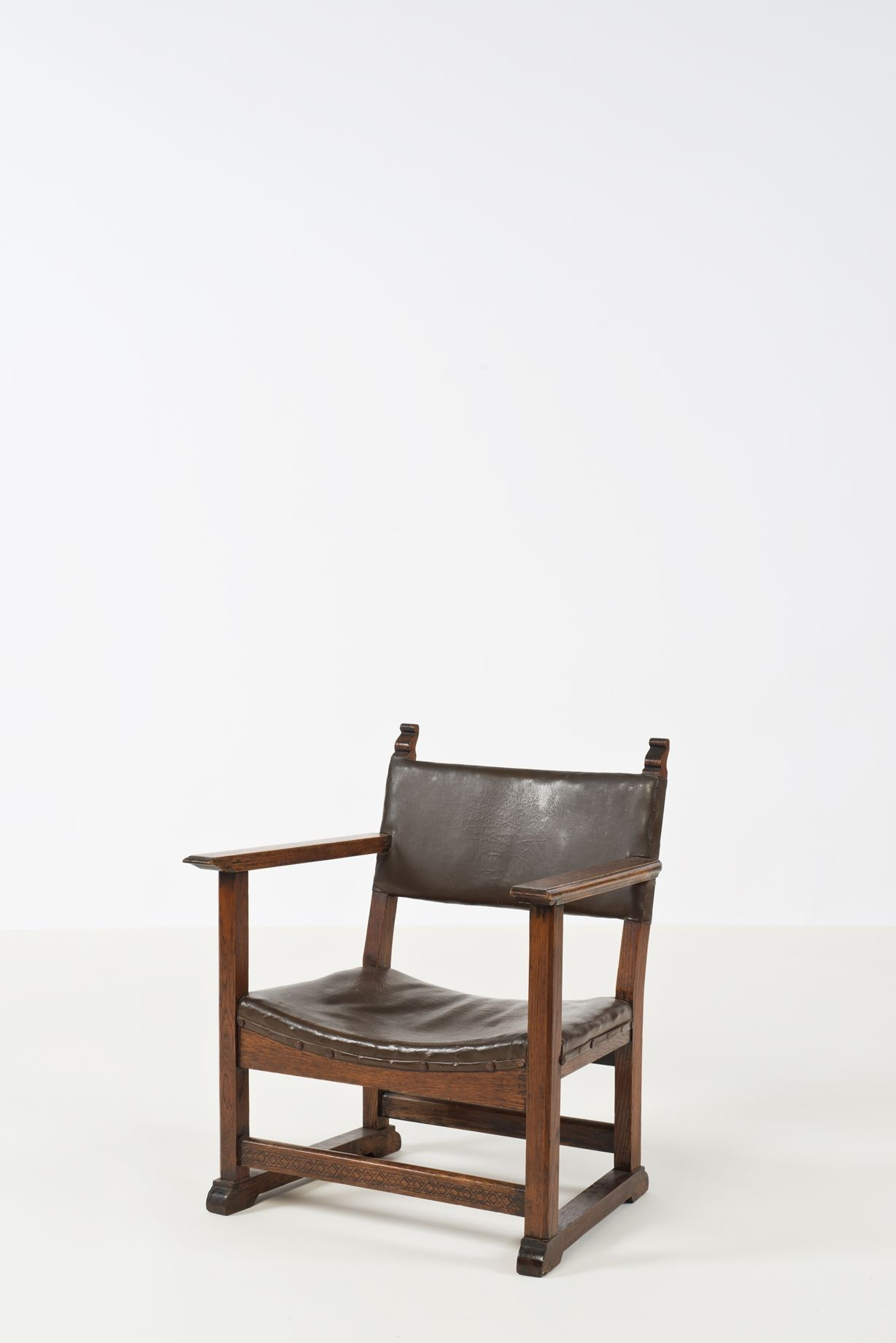 Adolf Loos Wood And Leather Armchair 1932 Chaired Pinterest  # Adolf Loos Muebles