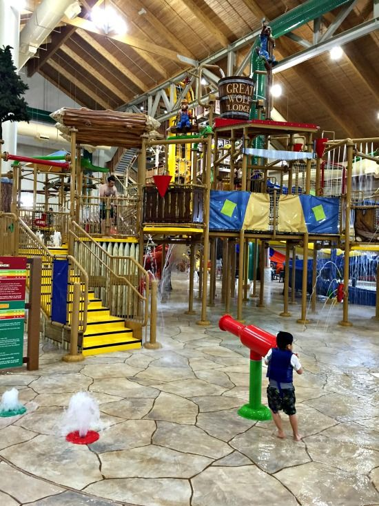 Inside Peek At Great Wolf Lodge Colorado Springs Family