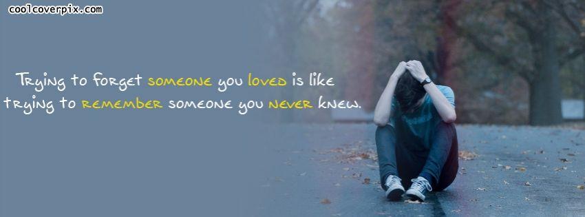 Facebook Cover Photo Love Sad