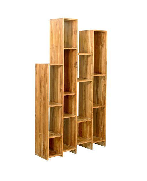 Jasmine Minimalist Teak Display Rack U2013 Buy Furniture Online Singapore |  Singapore Online Furniture | King