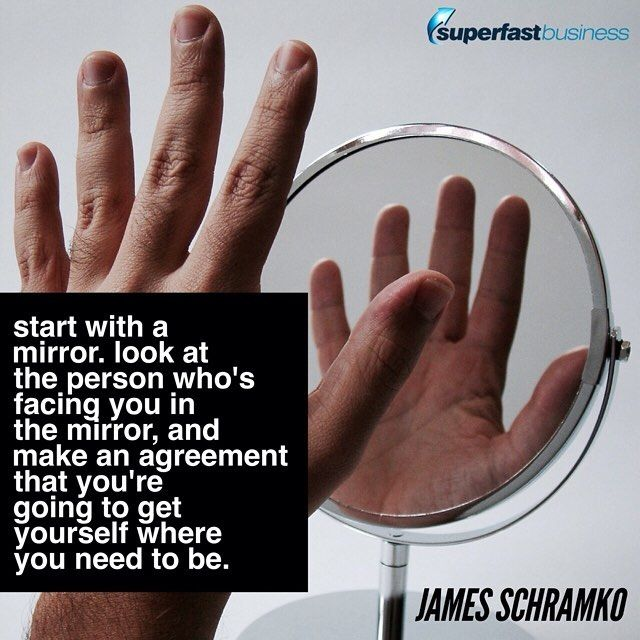 The first step is telling yourself where you want to go.   To know more of James steps to shaping and living the lifestyle of your dreams, subscribe to the #SuperFastBusinessPodcast. https://itunes.apple.com/us/podcast/james-schramko-superfast-business/id529116499   #SuperFastBusiness