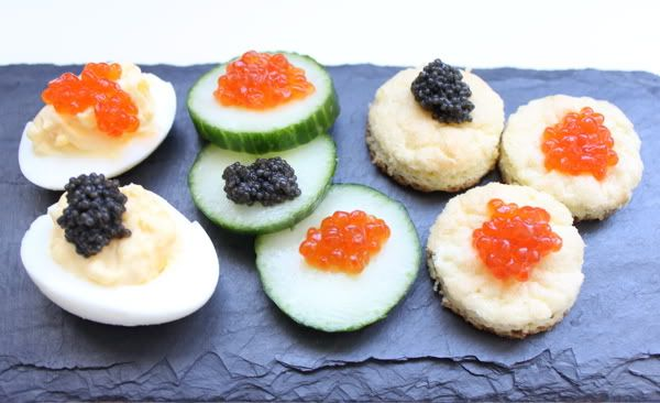 caviar on keto diet