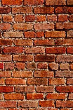 For La Mandragola Set Design 2 My Imagined Wall Background Red Brick Walls