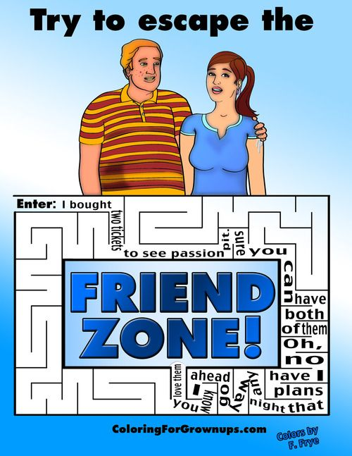 7202271be86951138d5eddacfd3cde31 - How To Get Out Of The Friend Zone Book