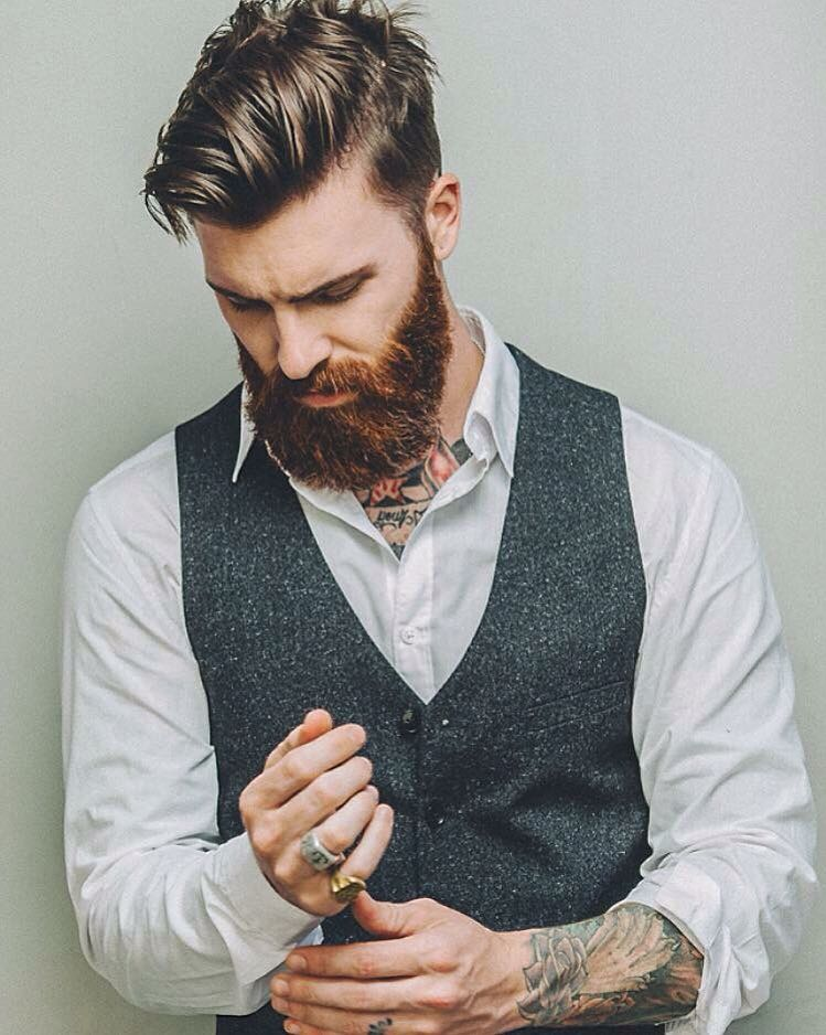 shirt hair styles levi stocke hair beard shirt vest loooove great style 1672