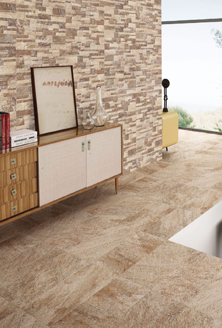 Home Decor Floor Tiles Livingroom With Muro Silex Highly #decorative #resistant Stone