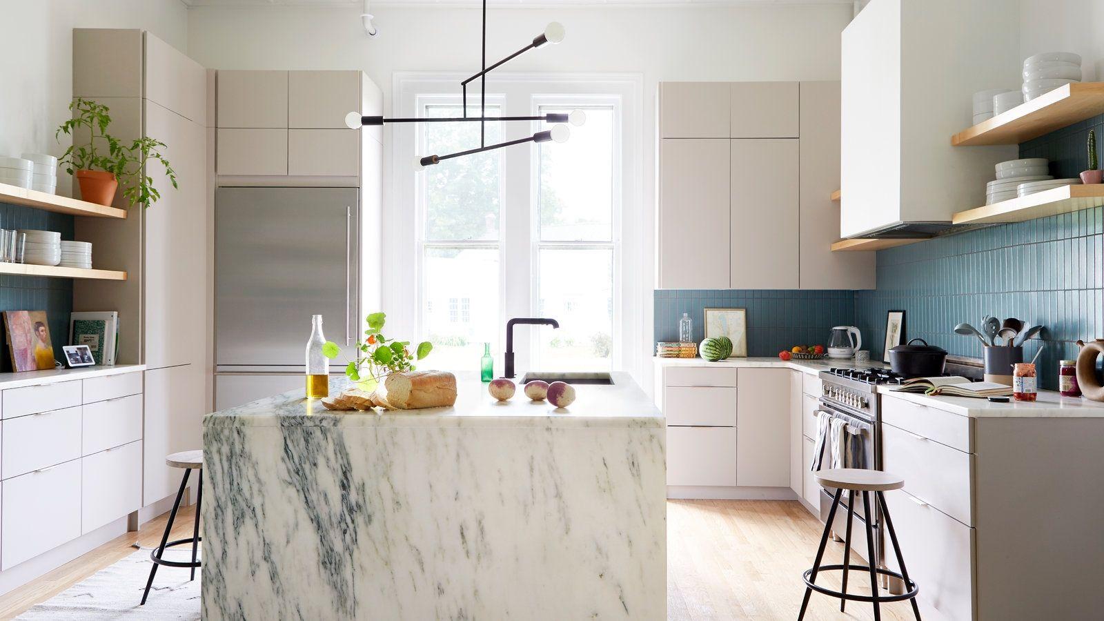 No Budget For A Custom Kitchen No Problem The New York Times In 2020 Kitchen Inspiration Design Kitchen Remodel Custom Kitchen
