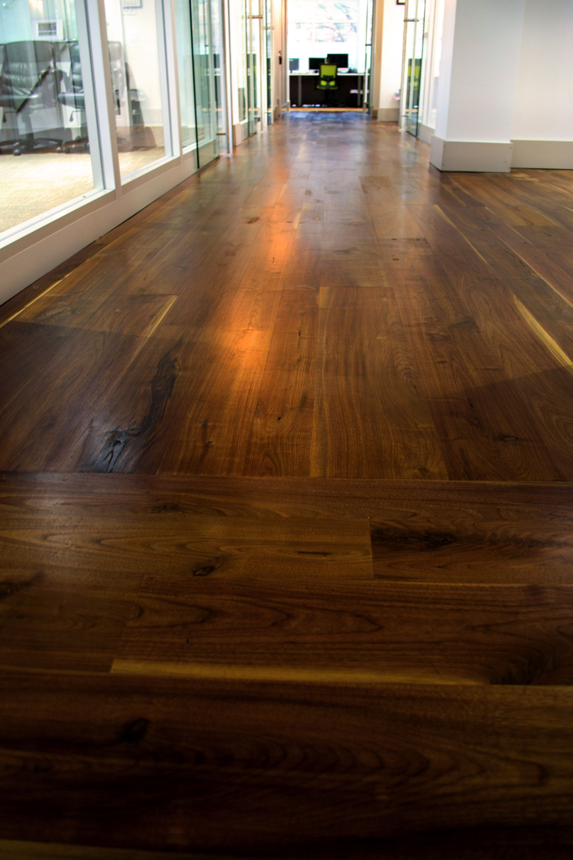 Old Growth Black Walnut Flooring Stair Treads Trimark Walnut Hardwood Flooring Walnut Floors Flooring