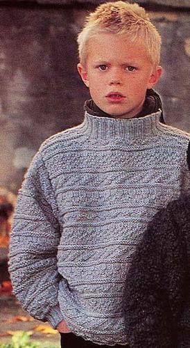 6fc68baac s7-11 Sweater pattern by DROPS design