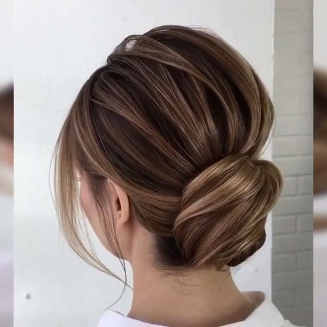 Hairstyle #bunhairstyles