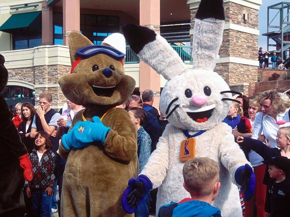 Salt Lake City 2002 Mascots Olympic mascots, Mascot