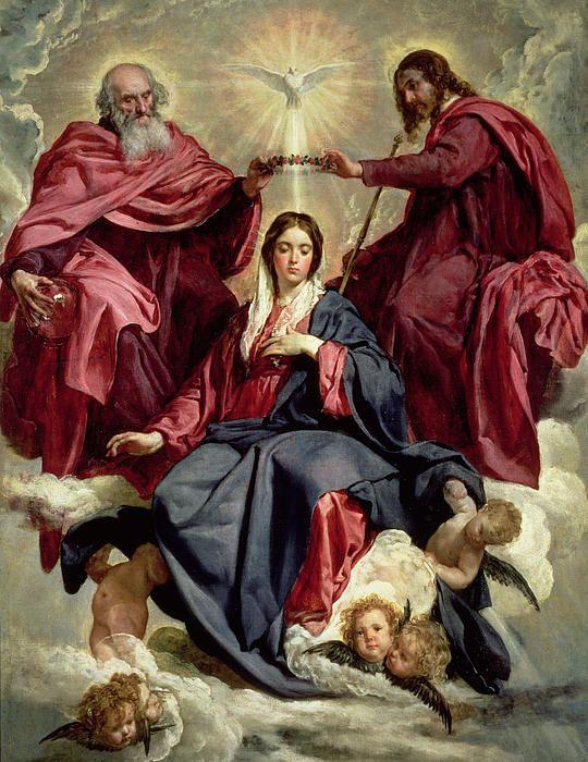 Pin on Virgem Maria